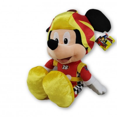 Disney mickey and roadster pluche -35 cm