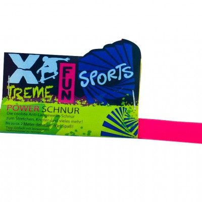 Powerstring Xtreme Fun Sports 4 Asstd