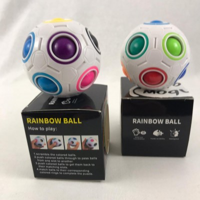 Rainbow Magic Ball